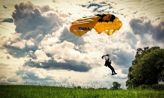 Paragliding Hang-gliding