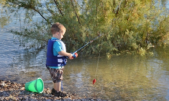 Sanabria, the ideal place for fishing lovers