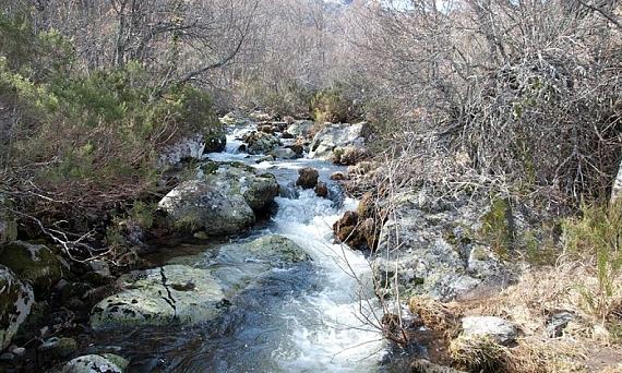 Sotillo Waterfall