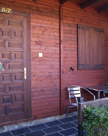 Cabins for 2 people