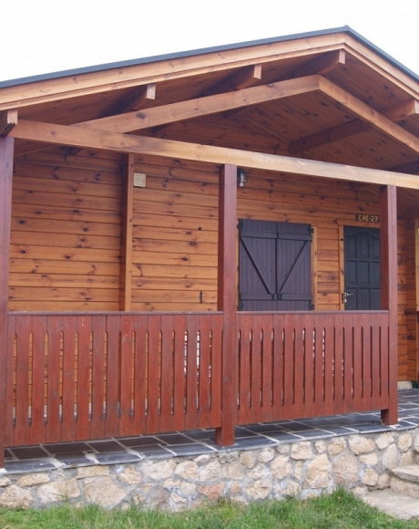 Cabins for 4 people