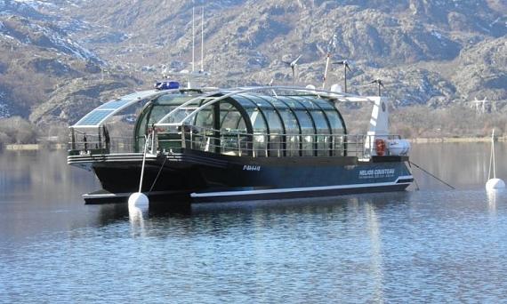 Barco ecológico