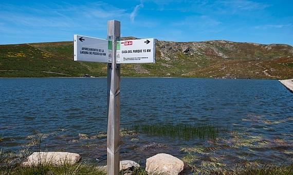 La Laguna de los Peces