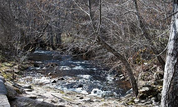 Cascada de Sotillo y alrededores