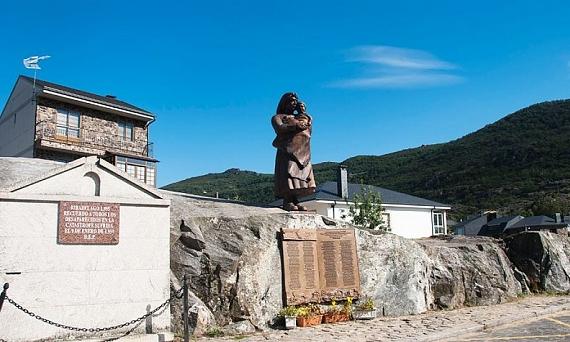 Monumento a los fallecidos