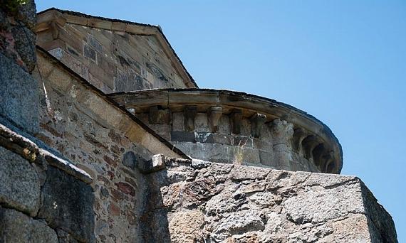Detalle del Monasterio